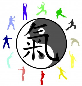 Qigong Foundation Practices Cover Image Color