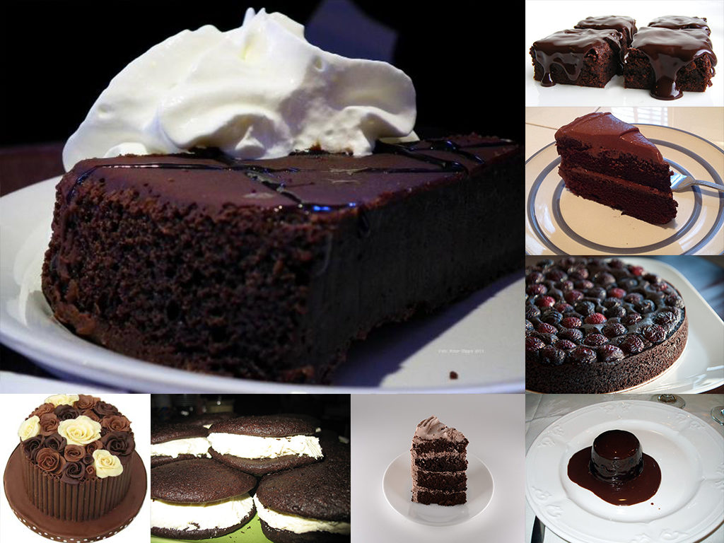 how-many-ways-can-you-make-a-chocolate-cake