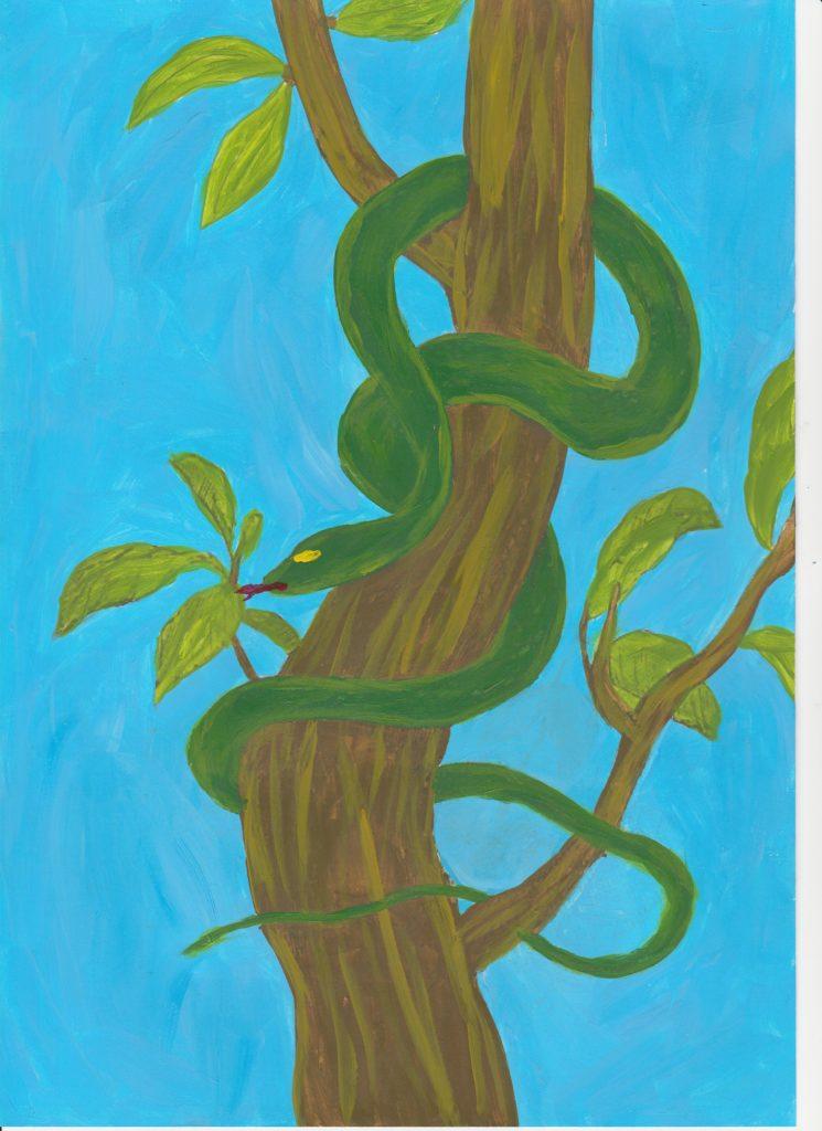 3-snake