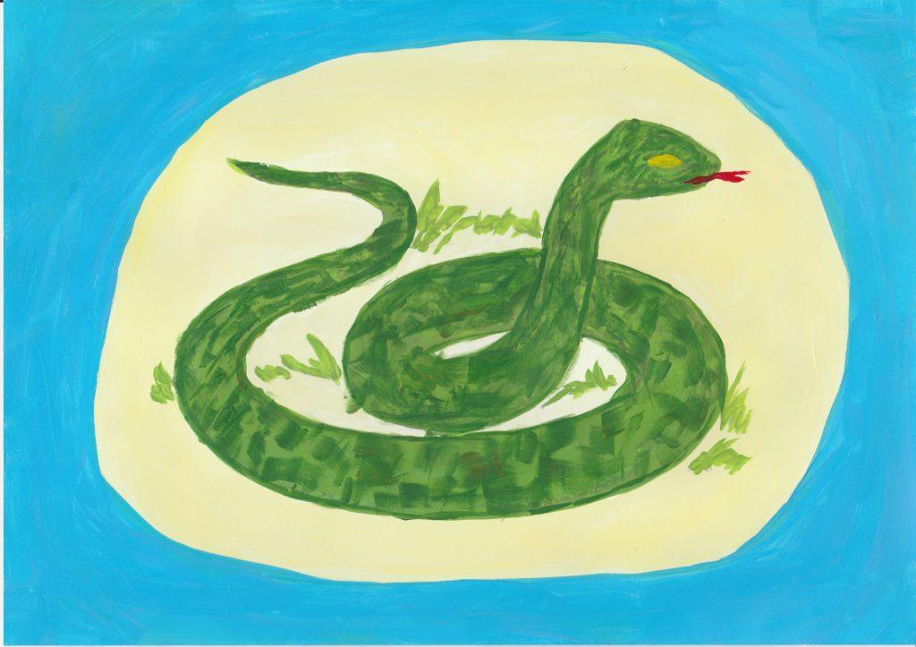 4-snake
